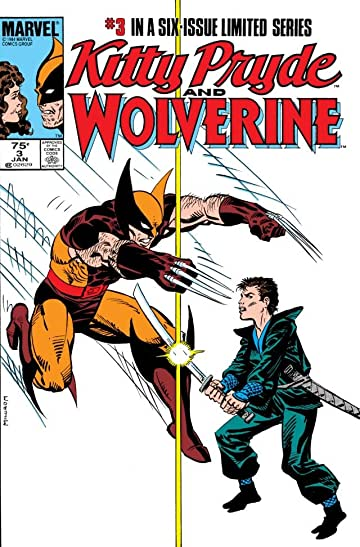 Kitty Pryde & Wolverine #3