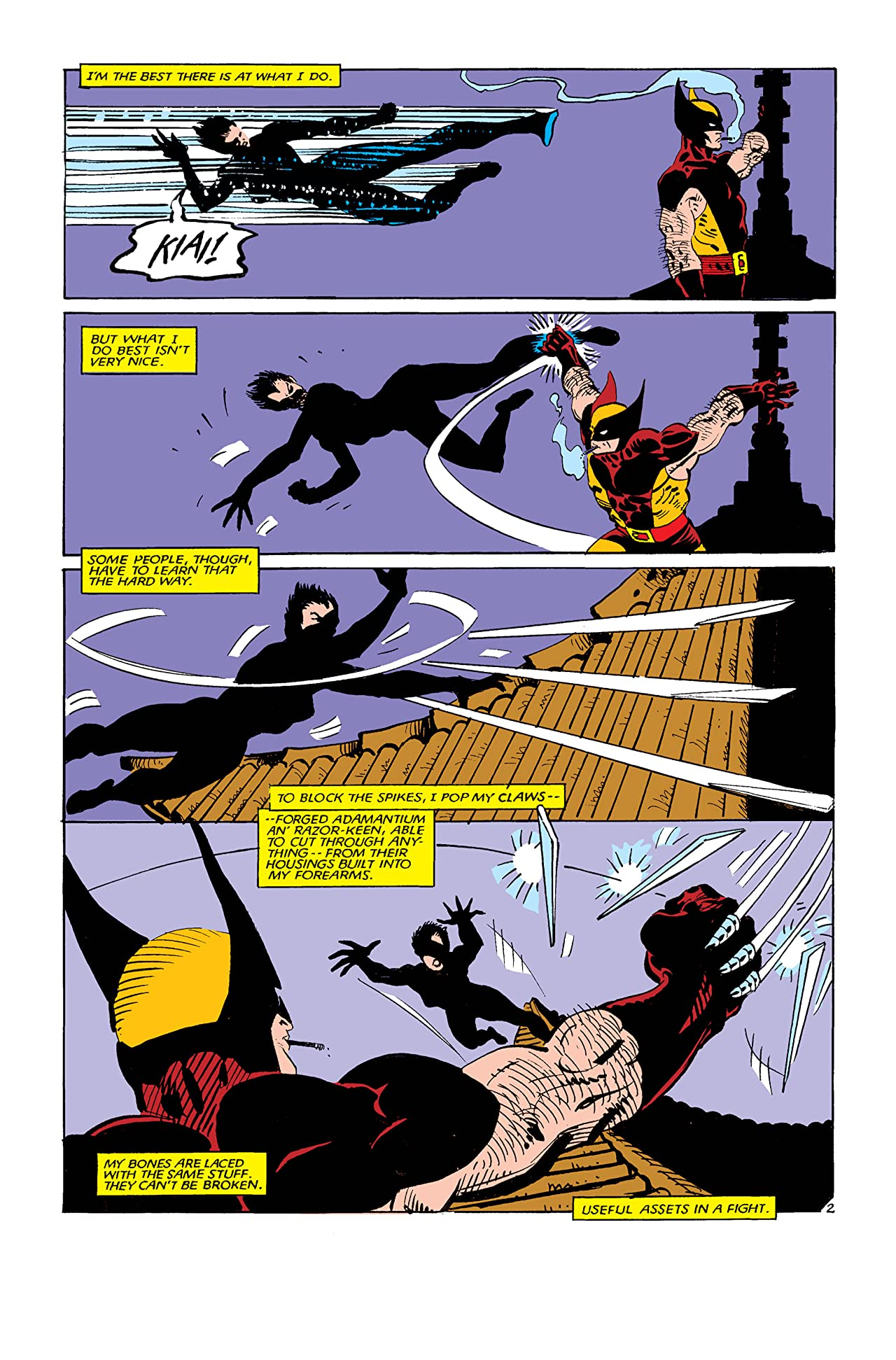 Kitty Pryde & Wolverine #3 (of 6)