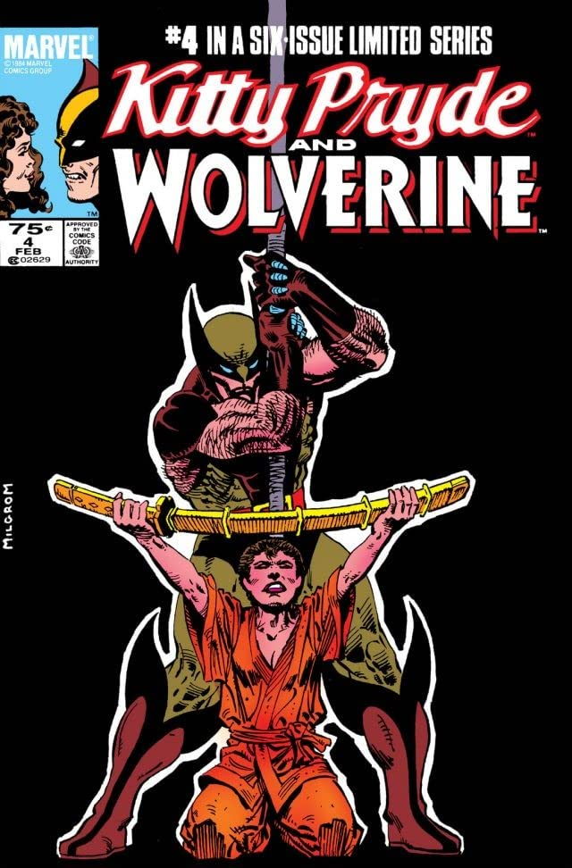 Kitty Pryde & Wolverine #4 (of 6)