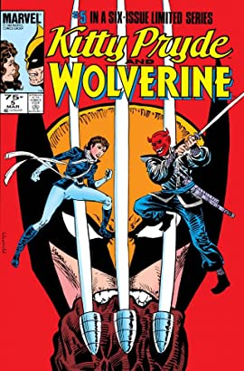 Kitty Pryde & Wolverine #5 (of 6)