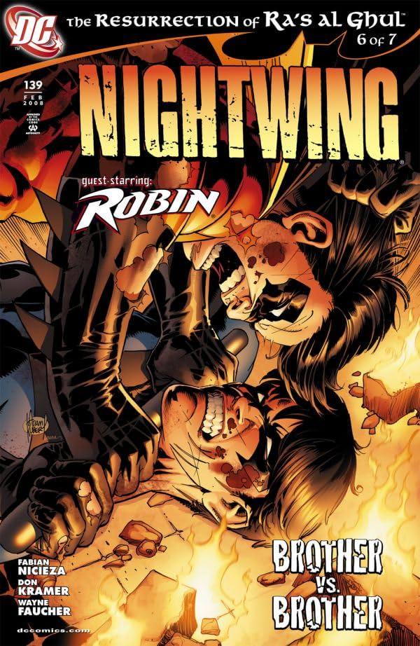 Nightwing (1996-2009) #139