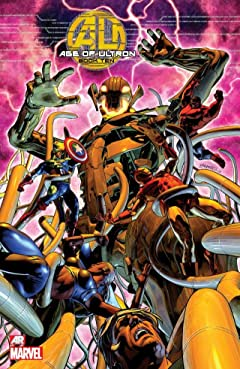Age of Ultron #10 (of 10)