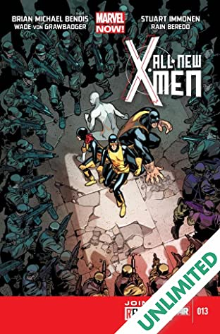 All-New X-Men (2012-2015) #13