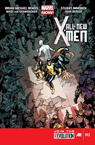 All-New X-Men (2012-2015) No.13