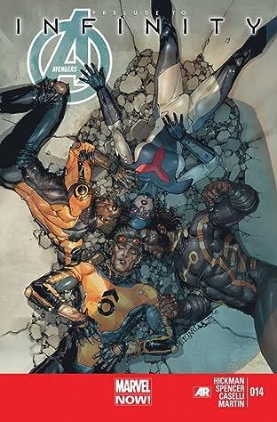 Avengers (2012-2015) No.14