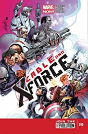Cable and X-Force #10