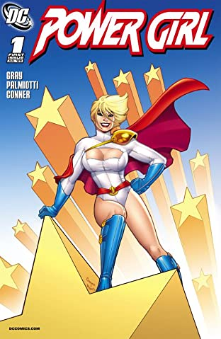 Power Girl (2009-2011) No.1