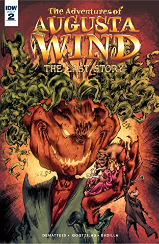 The Adventures of Augusta Wind: The Last Story #2