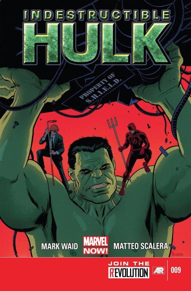Indestructible Hulk #9