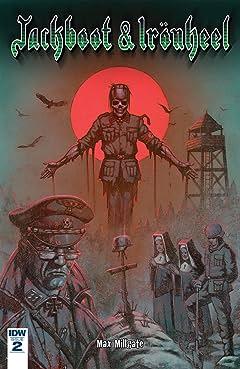 Jackboot & Ironheel #2 (of 4)