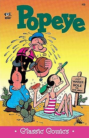 Popeye Classics #50
