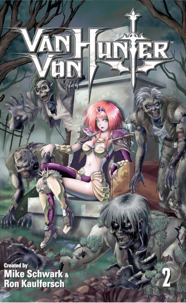 Van Von Hunter Vol. 2
