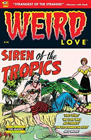 WEIRD Love No.14