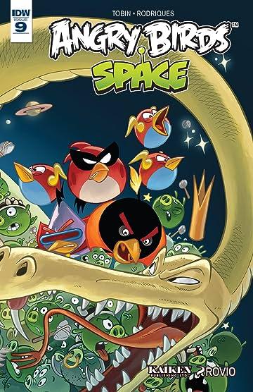 Angry Birds Comics (2016) #9