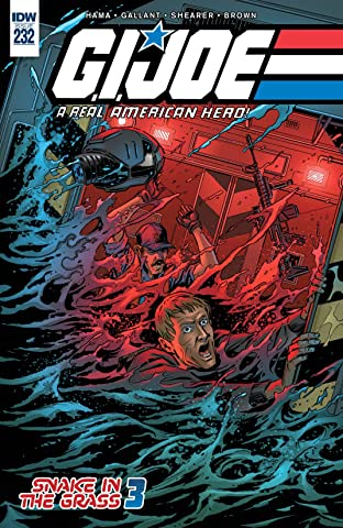 G.I. Joe: A Real American Hero #232