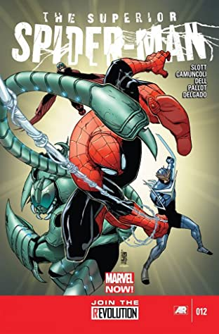 Superior Spider-Man No.12