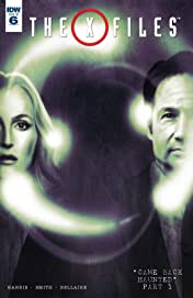 The X-Files (2016-) #6