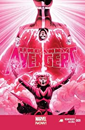 Uncanny Avengers (2012-2014) #9