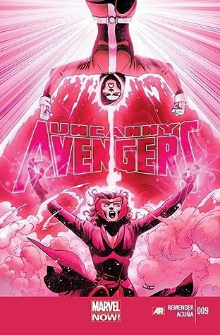 Uncanny Avengers (2012-2014) No.9