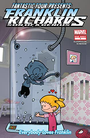 Franklin Richards: Everybody Loves Franklin (2006) #1