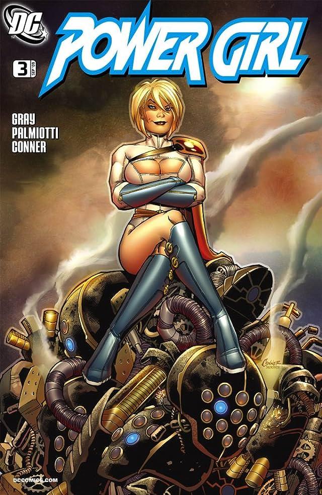 Power Girl #3