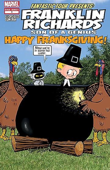 Franklin Richards: Happy Franksgiving! (2006) #1