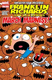 Franklin Richards: March Madness (2007) #1