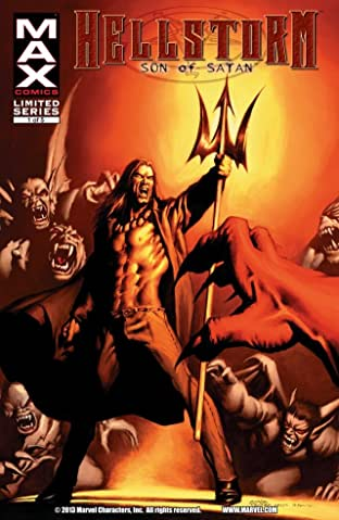 Hellstorm: Son of Satan #1