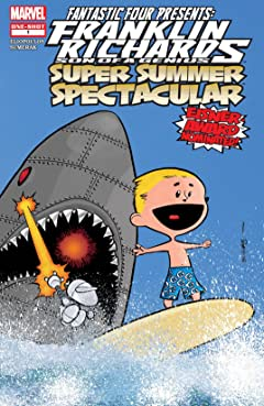 Franklin Richards: Super Summer Spectacular (2006) #1