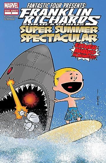 Franklin Richards: Super Summer Spectacular (2006) #1