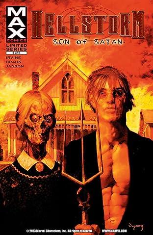 Hellstorm: Son of Satan #2