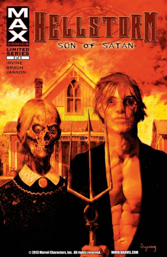 Hellstorm: Son of Satan #2 (of 5)