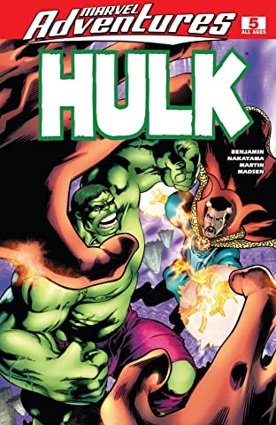 Marvel Adventures Hulk (2007-2008) #5