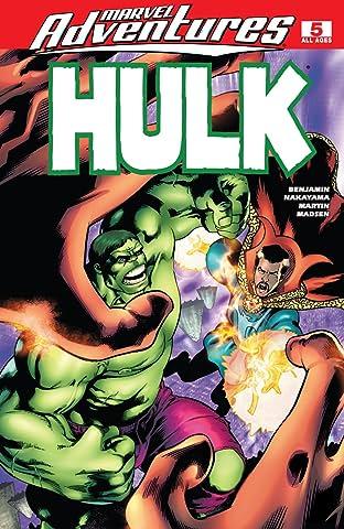 Marvel Adventures Hulk (2007-2008) No.5