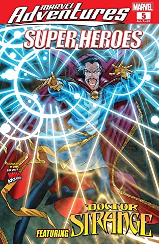 Marvel Adventures Super Heroes (2008-2010) #5
