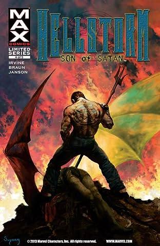 Hellstorm: Son of Satan #4