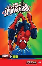 Marvel Universe Ultimate Spider-Man (2012-2014) #21