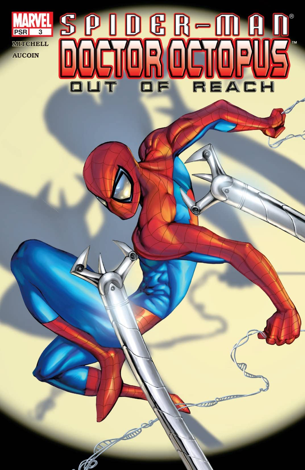 Spider-Man/Doctor Octopus: Out of Reach (2004) #3 (of 5)