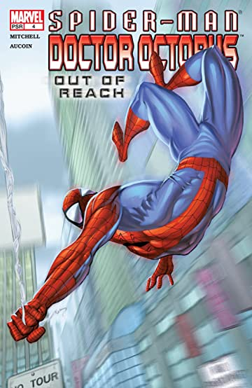 Spider-Man/Doctor Octopus: Out of Reach (2004) #4 (of 5)