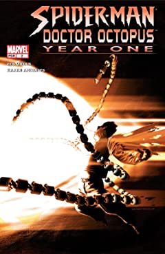 Spider-Man/Doctor Octopus: Year One (2004) #2 (of 5)