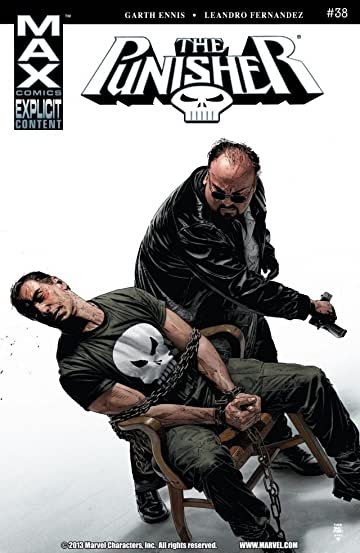 The Punisher (2004-2008) #38