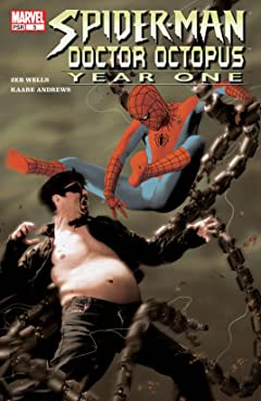 Spider-Man/Doctor Octopus: Year One (2004) #5 (of 5)