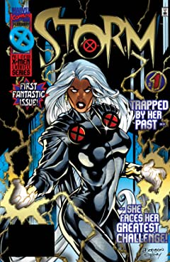 Storm (1996) #1 (of 4)