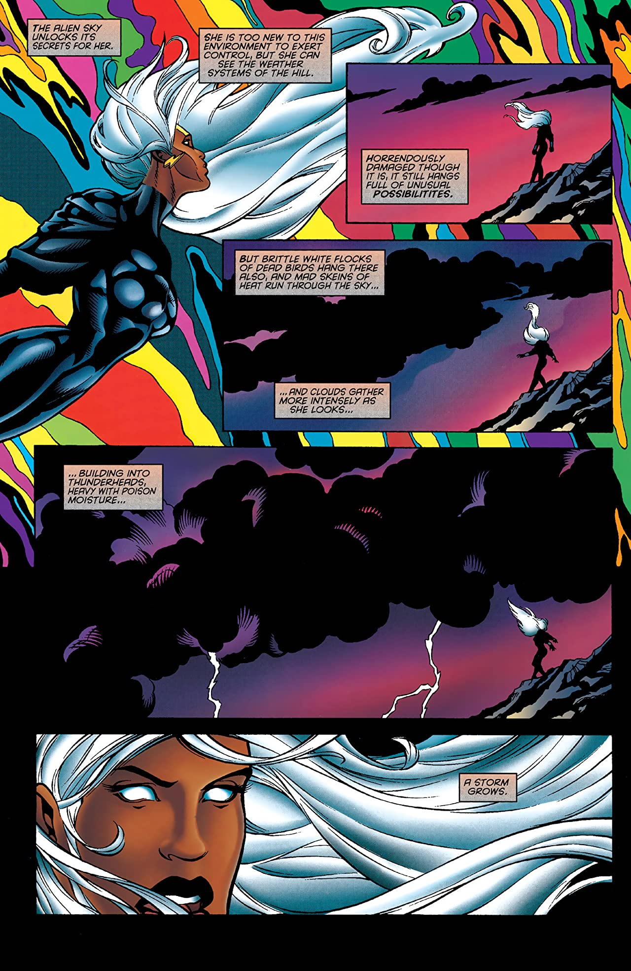 Storm (1996) #2 (of 4)
