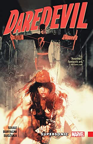 Daredevil: Back In Black Tome 2: Supersonic