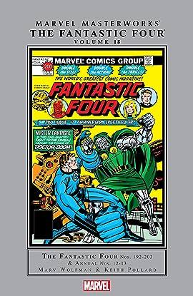 Fantastic Four Masterworks Vol. 18