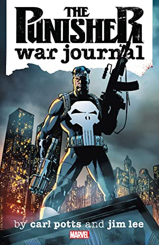 Punisher War Journal by Carl Potts & Jim Lee