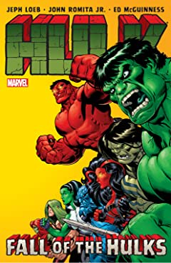Hulk Vol. 5: Fall of the Hulks
