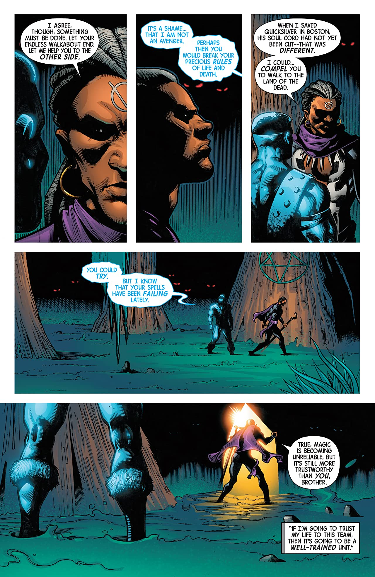 Uncanny Avengers: Unity Vol. 2: The Man Who Fell To Earth