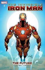 Invincible Iron Man Vol. 11: The Future